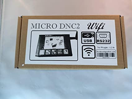 DNC TITAN Dnc transfer device Transfer file to cnc machine