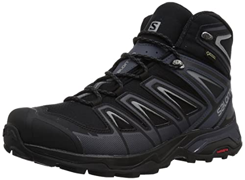 c2ad99ad9b SALOMON Mens X Ultra 3 Wide Mid GTX Hiking Boot