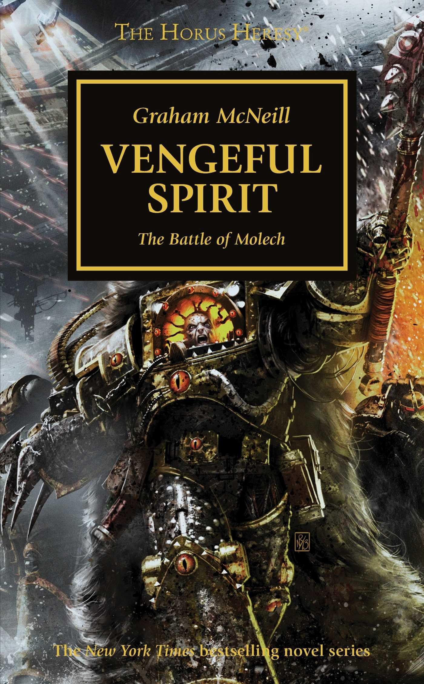 Vengeful Spirit (The Horus Heresy, Band 29)