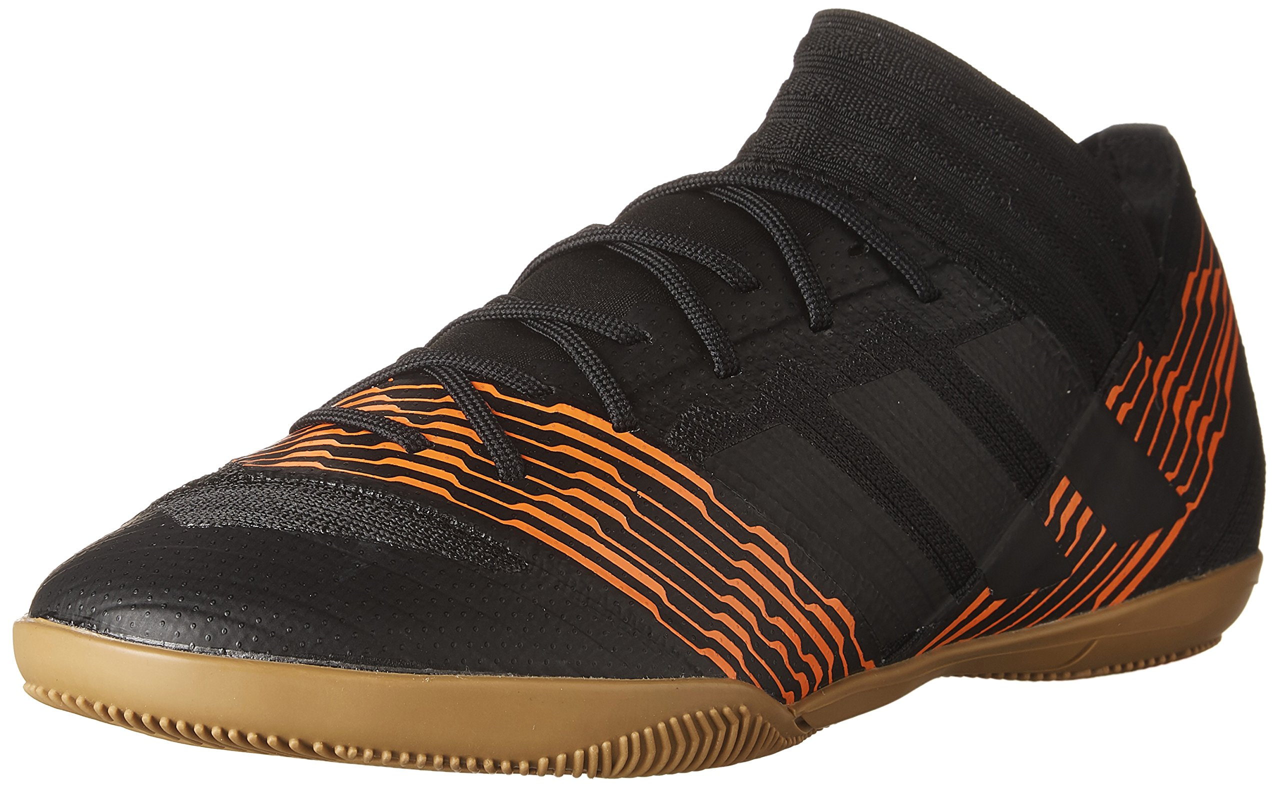 adidas Men's Nemeziz Tango 17.3 in Soccer Shoe, Core Black/Core Black/Solar Red, 13 M US by adidas