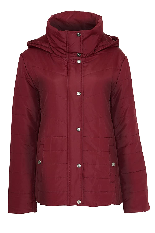 Champion Women's Bramley Hooded Coat Jacket
