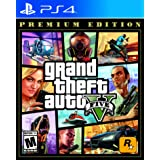 Grand Theft Auto V Premium Online Edition for PlayStation 4 StandardEdition