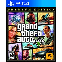 Grand Theft Auto V Premium Edition   Playstation 4