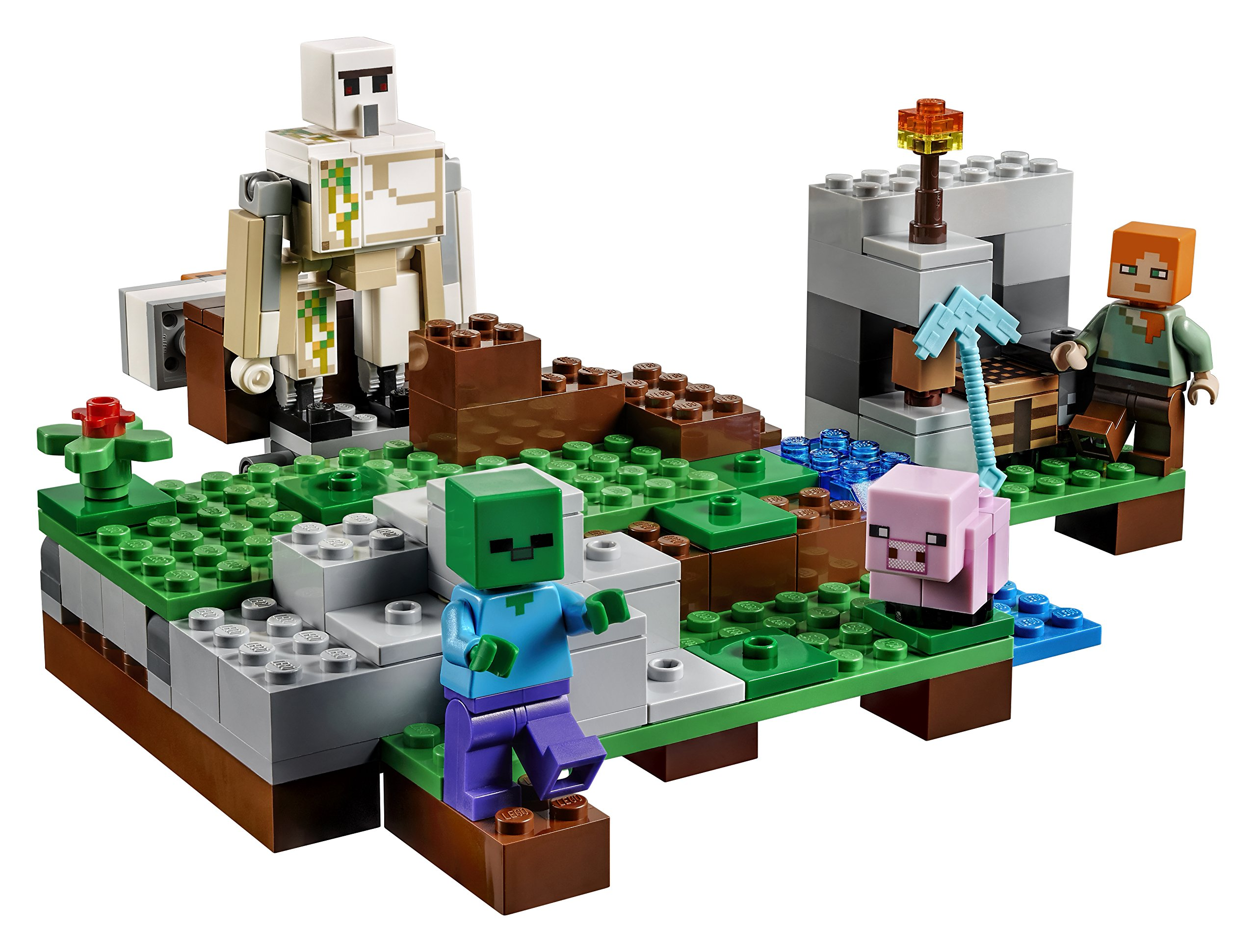 LEGO The Iron Golem by LEGO (Image #8)