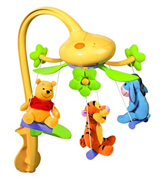 Tomy 71164 - Disney Baby - Musik Mobile \