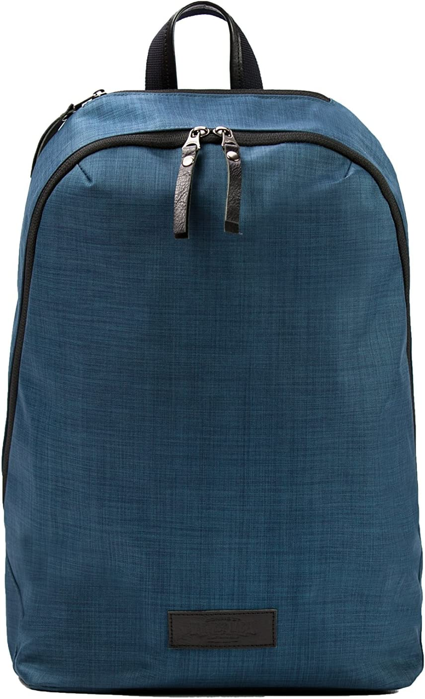 Harvest Label Connect Minimalist Archer Laptop Backpack (Navy)