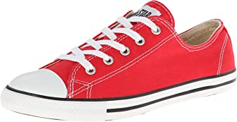 Converse Chuck Taylor All Star Dainty Oxford Zapatillas de Casual Mujer
