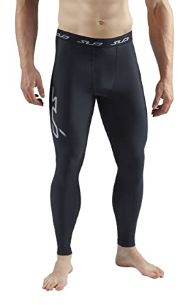 c26a7e9f7d1b8 Sub Sports Men's Cold Compression Trousers: Amazon.co.uk: Clothing