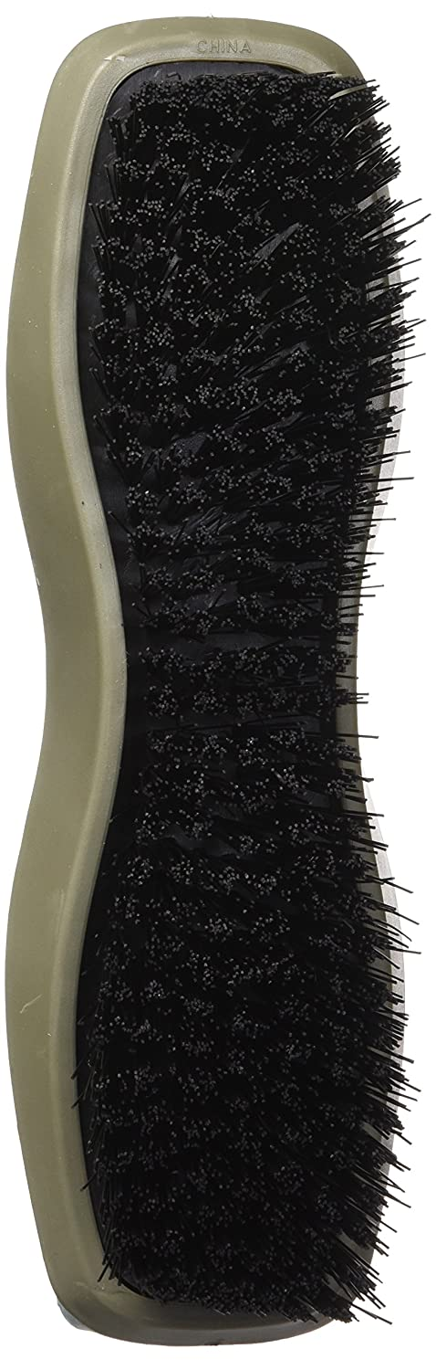 Wahl 58700 Stiff Body Brush, Black/Gray