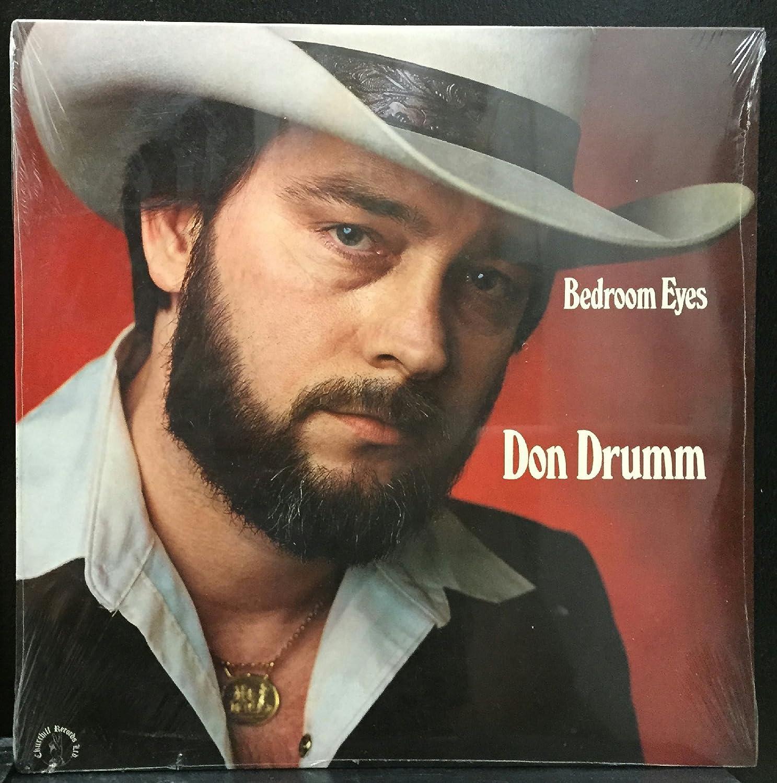 Don Drumm Don Drumm Bedroom Eyes Lp Vinyl Record Amazon Com Music