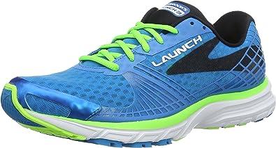 Brooks Launch 3, Zapatillas de Running para Hombre, Azul (Blau ...