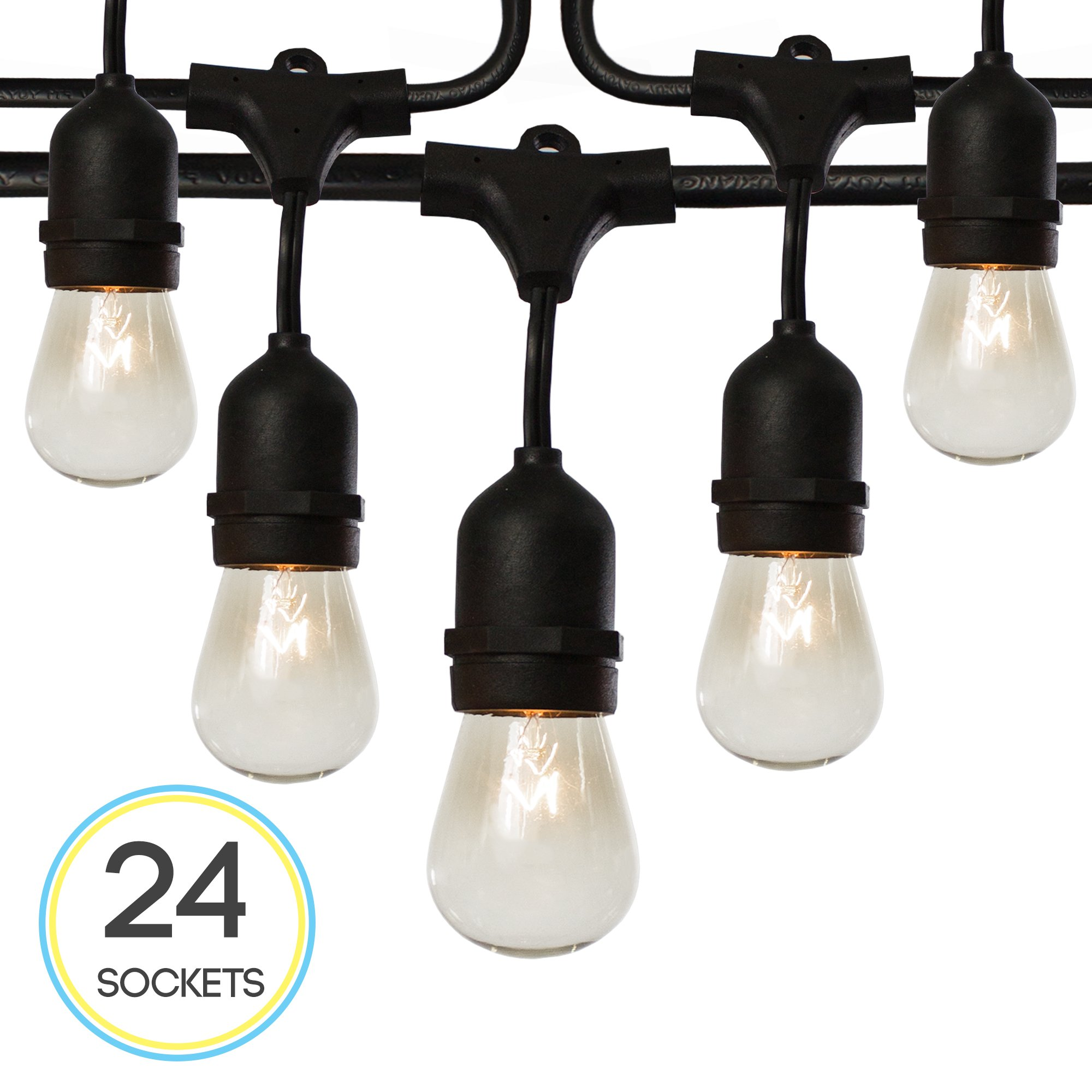 Elegant Commercial Grade String Lights