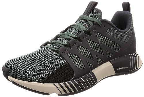a3f5cbda625 Reebok Men s Green Coal Blk Prchmnt Running Shoes-11 UK India (45.5 ...