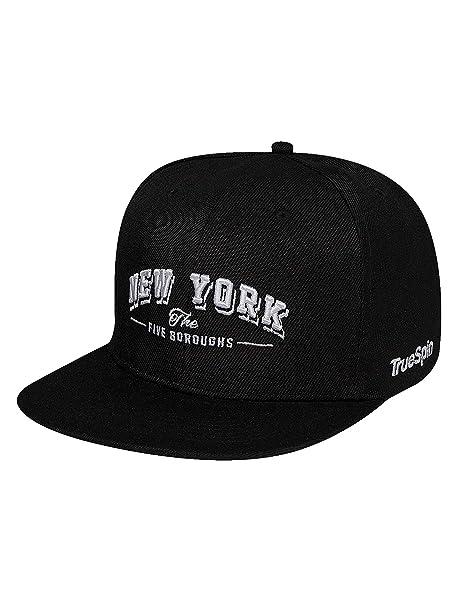 TrueSpin Mujeres Gorras / Gorra Snapback New York City: Amazon.es: Ropa y accesorios