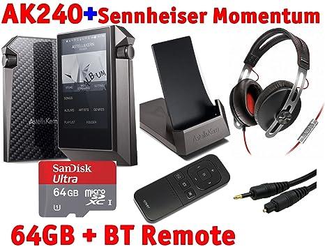 Amazon.com: Astell & Kern AK240 Mastering Calidad de sonido ...