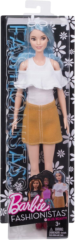 Amazon.es: Barbie Fashionista Falda Mostaza (Mattel DYY99 ...