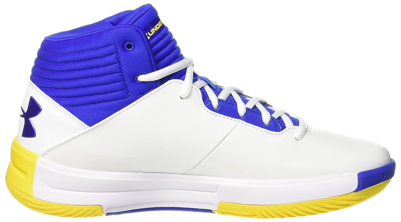 Under Armour UA Lockdown 2 Chaussures de Basketball Homme
