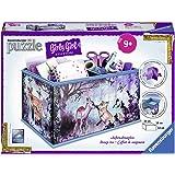 Ravensburger 3D-Puzzle 12084 - Girly Girl Edition Aufbewahrungsbox - Animal Trend, 216-teilig