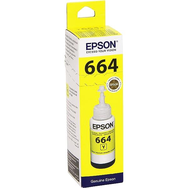 Epson T6641 - Cartucho de tinta para impresoras para Epson ...