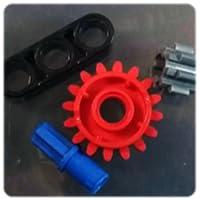 Bricks Technic Parts List