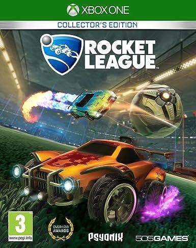 Digital Bros Rocket League, Xbox One Básico Xbox One Italiano vídeo - Juego (Xbox One, Xbox One, Deportes, Modo multijugador, E (para todos)): Amazon.es: Videojuegos