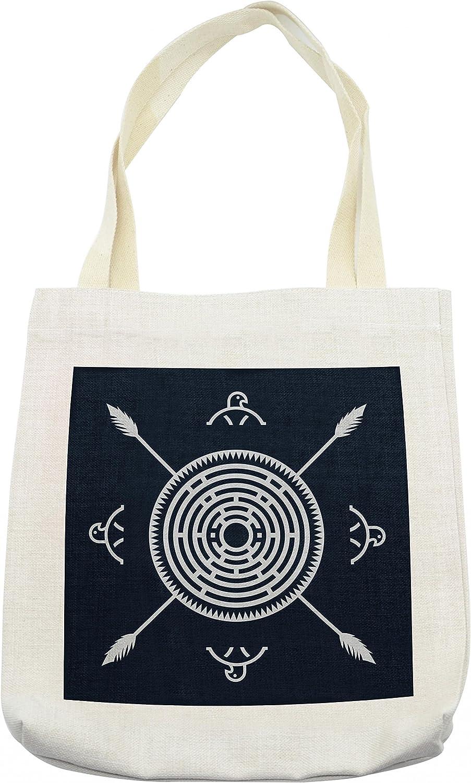 Ethnic style linen bag tote ECO shopping outdoor canvas shoulder bag as