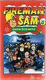 Fireman Sam: 4 - Snow Business [VHS]