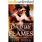 Daddy From Flames: An M/M Mpreg Shifter Romance (Dragon Firefighters Book 1)