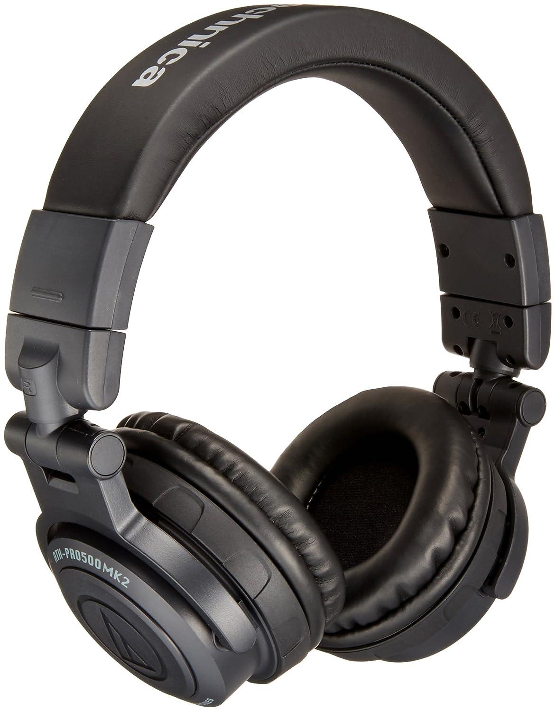 DJ HEADPHONE BLK audio-technica ATH-PRO500MK2BK