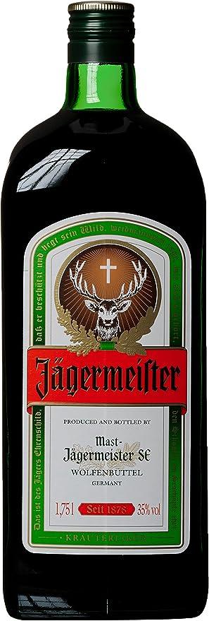 Jägermeister Jägermeister 35% Vol. 1,75L - 1750 ml