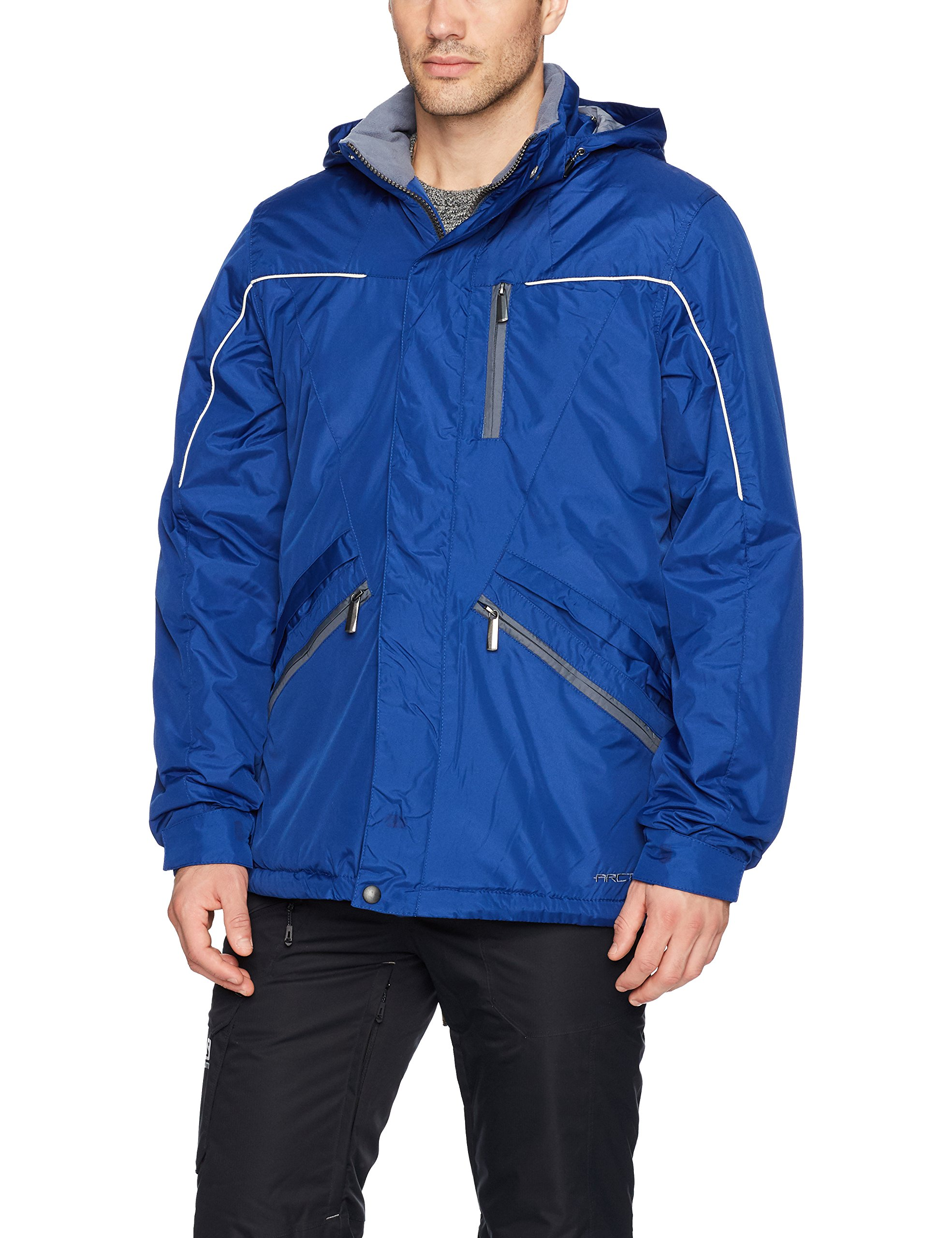 Arctix Men's Slope Insulated Winter Jacket, X-Large, Royal Blue
