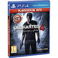 Uncharted 4: A Thief's End (PS4) HITS