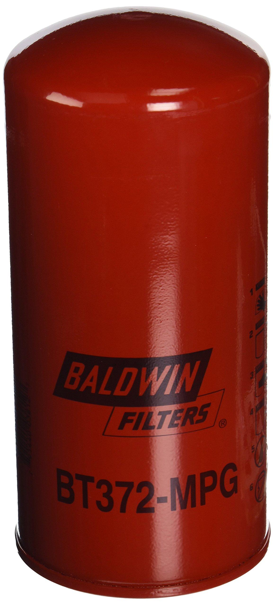 Baldwin BT372MPG Heavy Duty Hydraulic Spin-On Filter