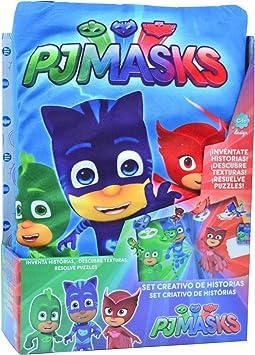 Pj Mask - Set creativo de historias (Cife Spain 41179) , color/modelo surtido