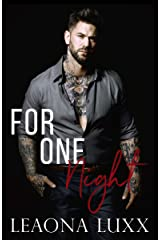 For One Night Kindle Edition