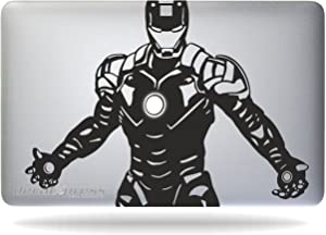 Iron Man Tony Stark - Macbook Air-pro 11 13 15 17 Stickers,decal