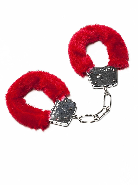 Amazon.com: Chuzhao Wu Black PU Leather Handcuffs Bedroom Fancy ...