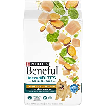 Amazon.com: Purina beneful 18015 incredibites comida para ...