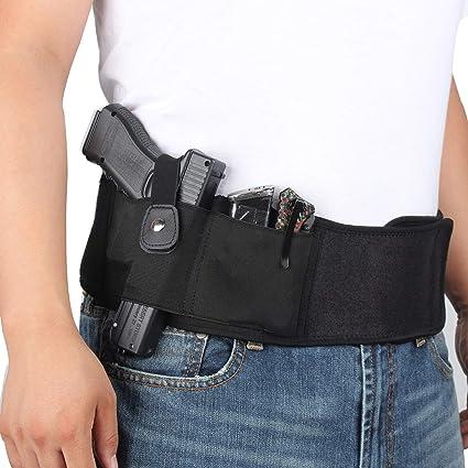 Concealed Carry Ultimate Belly Band Holster Gun Pistol Holsters Neoprene Holster