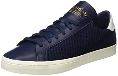 adidas Originals CourtVantage Sneaker, Blau (Co Navy Co