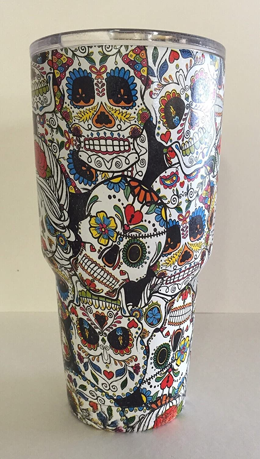 30 Ounce Custom Yeti Rambler Tumbler Hydro Dipped With