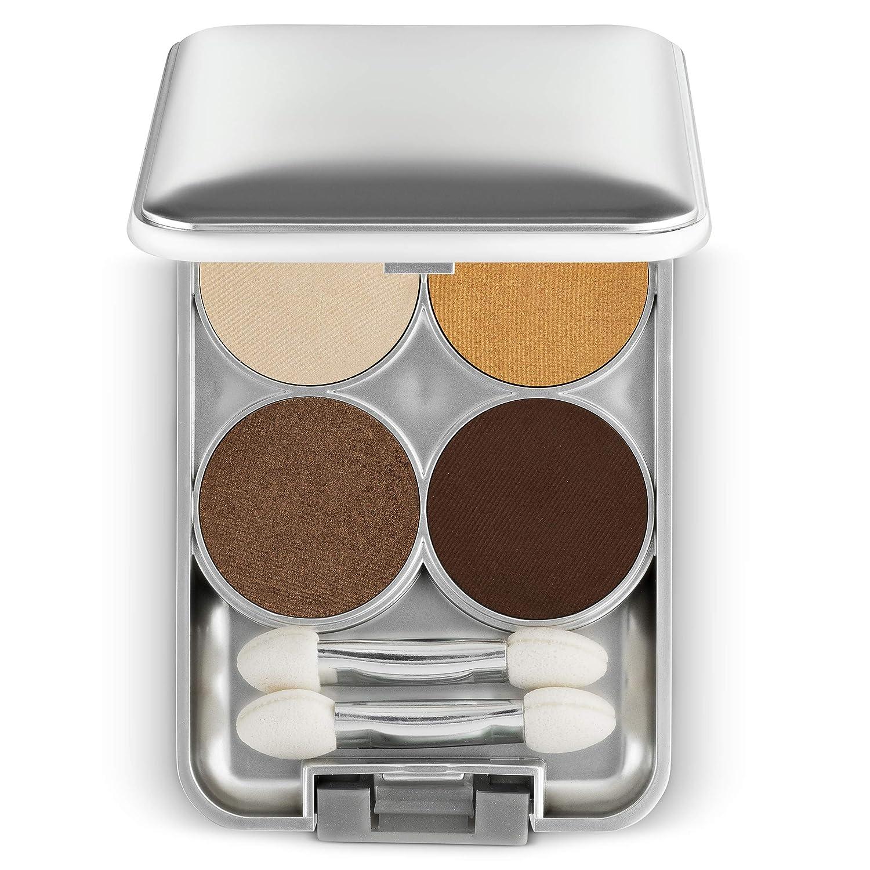 Jolie Wear Everywhere 4-Shade Eyeshadow Quad – Solar Bronze