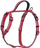 HALTI Premium Dog Walking Harness, Large, Red