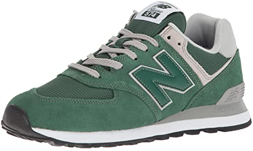 new balance 574 forest green