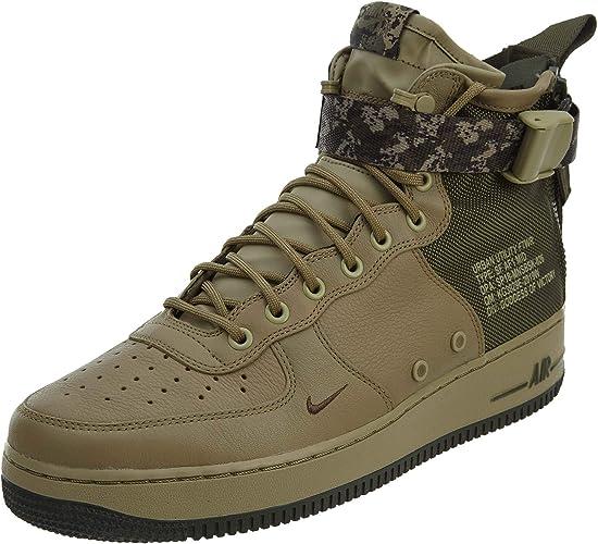 | NIKE Men's SF AIR Force 1 MID Shoe Neutral