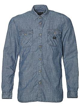 ONeill 8P1306 Camisa, Hombre, Azul (Blue AOP), ...