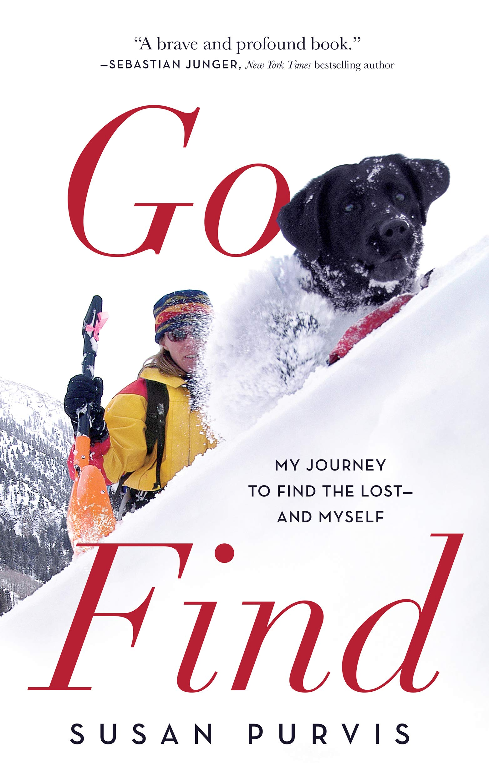 Go Find by Susan Purvis