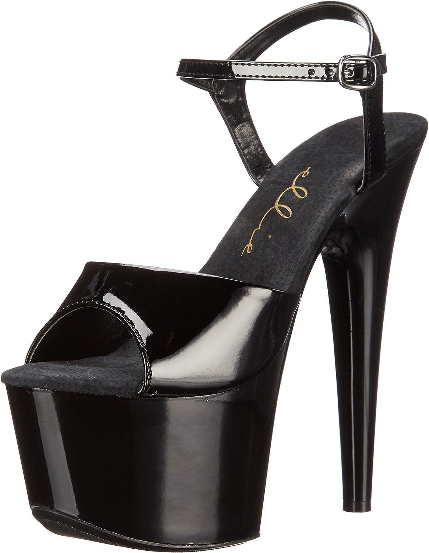Ellie Shoes Women's 711 Flirt Platform Sandal