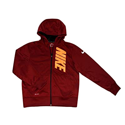 NIKE Boys 8-20 KO Dri-Fit Full Zip Hoodie