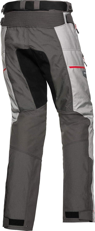 Tourer Herren FLM Motorradhose Touren Leder-//Textilhose 4.0 Ganzj/ährig